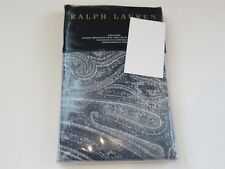 1 Ralph Lauren Allister Paisley King Sham New $130