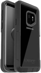 OtterBox Pursuit Series Case for Samsung Galaxy S9 - Clear Black - Easy Open Box