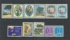 ITALIA. Año: 1966/7. Tema: TEMAS VARIOS. TIPOS DIVERSOS.