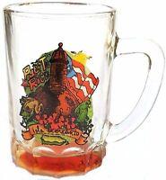 Puerto Rico Flag Souvenirs Mini Mug Shot Glass ( Boriqua , Rican ) 3oz garita
