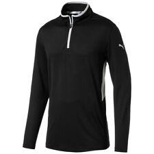 2019 PUMA Rotation 1/4 Zip Golf Pullover PUMA Black Medium