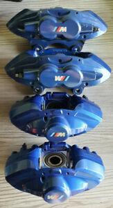 BMW M Performance F+R Brembo brake calipers 380mm 370mm M2 M3 M4