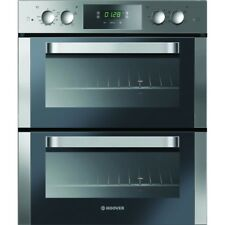 Hoover HO7D3120IN Double Built Under Electric Oven - Silver