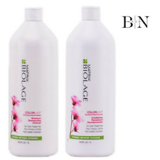 Matrix Biolage Colorlast Shampoo 1000ml & Conditioner 1000ml DUO Coloured Hair