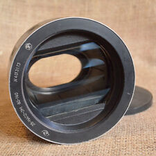 RARE LOMO 35-NAP2-3M 80-140mm Russian PROJECTOR ANAMORPHIC Attachment lens VG
