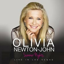 Olivia Newton-John - Summer Nights-Live in Las Vegas [New CD] Shm CD, Japan - Im