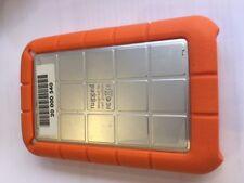 LACIE Rugged Triple interface (FW800 - FW400 - USB2.0)  500G0