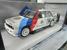 BMW M3 E30 EVO DTM 1991 #14 Winkelhock Warsteiner Wintershall Solido 1:18