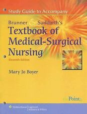 Textbook of Medical-Surgical Nursing : Mary Jo Boyer