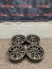 5x1143 17x8 48 Sparco Drift Rims Wheels Set Of 4
