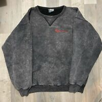 Vintage Fujifilm Crewneck - Large Grey Sportswear Sweatshirt