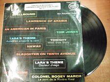 33 RPM Vinyl Great Film Themes Grandes Musiques De Filsm No1 MFP Stereo 040715SM