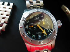 Oris BC3 Regulator Diver's Watch