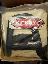 Kirkey 16431 Seat Cover Drag Race Black Circle Track Each