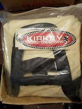 RCI Racing 16431 Seat Cover Drag Race Black Circle Track Each