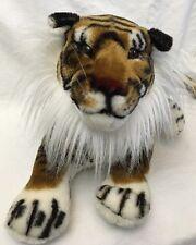 "REALISTIC 19"" Plush/Stuffed ""BENGAL TIGER"" Rhode Island Novelty Toy/Animal"
