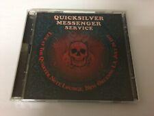 QUICKSILVER MESSENGER SERVICE - LIVE 1977 - CD 2009