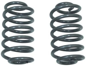 """3"""" Drop Front Coil Springs Kit Fits 1998-2009 Ford Ranger 2wd MaxTrac 253030-6"""