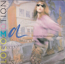 """OMD - locomotion / her body in my soul 45"""""""