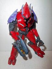 Halo 3 Series 3 **RED/PURPLE COMBAT ELITE** McFarlane 100% Complete w/ Gun!!