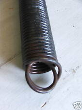 Pair of 25-42-160lbs 7' Garage Door Extension Spring & Safety Cables OHD Repair