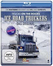 Ice Road Truckeres Trucks on the Rocks Das Orginal Blueray Neu+in Folie