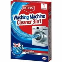 Dylon 3 in 1 Washing Machine Cleaner - Descales & Freshens 75g