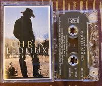 Chris LeDoux - Haywire RARE ORIGINAL 1994 CASSETTE Cowboy Country Garth Brooks