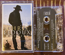 Chris LeDoux - Haywire RARE ORIGINAL 1994 CASSETTE COWBOY COUNTRY W/ INSERT