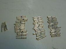 Lot of 63 Harting Han D Pin Connectors Female R15-BU-C