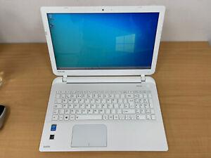 """TOSHIBA SATELLITE L50-B-1ZD 15.6"""" LAPTOP, INTEL PENTIUM, 4GB, 750 GB HDD, WIN 10"""