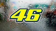 Valentino Rossi 46 el doctor Calcomanía deriva Portátil Ventana De Coche Pegatina De Vinilo