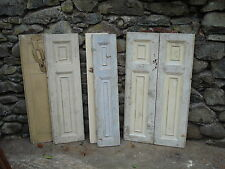 original wooden window shutters - MAY DELIVER