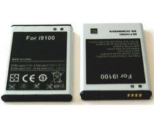 1650mAh Replacement Battery For Samsung Galaxy S 2 S2 II GT i9100 EB-F1A2GBU UK