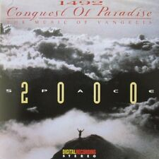 SPACE 2000 - 1492 CONQUEST OF PARADISE - MUSIC OF VANGELIS  - CD