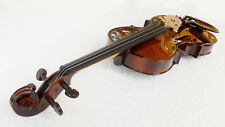 NEW VIOLIN 4/4 BEST SOUND WITH BOX BOW ROSIN FREE SHIPPING IN INDIA, HAND MADE