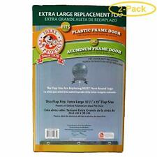 """Perfect Pet Replacement Flap X-Large - (10.5"""" W x 15"""" H) - Pack of 2"""