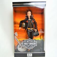 2000 Harley Davidson Barbie Doll 5th Series New in Box