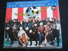 Die Deutsche Fußballnationalmannschaft Village People WM 94 Far away in America