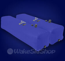 FLY HIGH SIDE SET FAT SAC WAKEBOARD SURF BOAT BALLAST BAGS 520LBS BLUE - W703