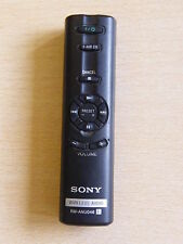 Genuine Original Sony Wireless Audio Speaker Remote Control RM-ANU046 AIR-SA15Ti