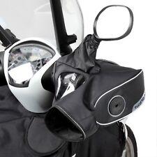 TUCANO URBANO Manchons Scooter ou Moto R334 Noir ( avec rétroviseurs )
