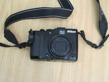 Nikon Coolpix P7000 Camera Bridge Black 10.1 MP - Tested Ready To Use