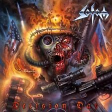 Sodom - Decision Day (NEW CD)