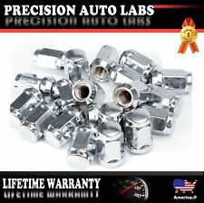 20 Pack Lug Nuts Bulge Acorn 12x1.5 Chrome Wheel Nut For Ford Fusion Escape US