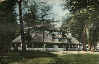 Barneveld NY Trenton Camp Grounds c1910 Postcard