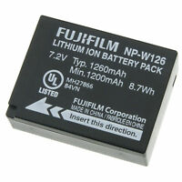Fujifilm Akku NP-W126 HS30 HS33 X-Pro X100F T1 X-T10 X-A1 X-M1 X-A2 X-A3 X-E2s