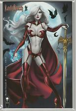 Lady Death Merciless Onslaught Scarlet Edition
