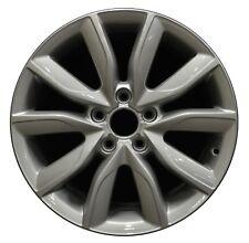 "17"" Audi A3 2009 2010 2011 2012 2013 Factory OEM Rim Wheel 58832 Silver"