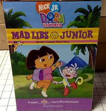 Mad Libs Nick Jr. DORA the EXPLORER Word Game Paperback Activity Books